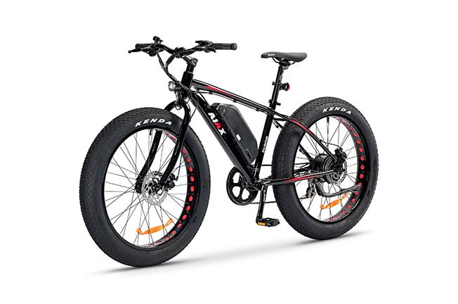 Slane Ajax Fat Tire black E_Bike
