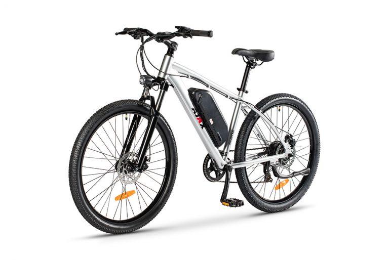 Slane Ajax Mountain E-Bike Silver