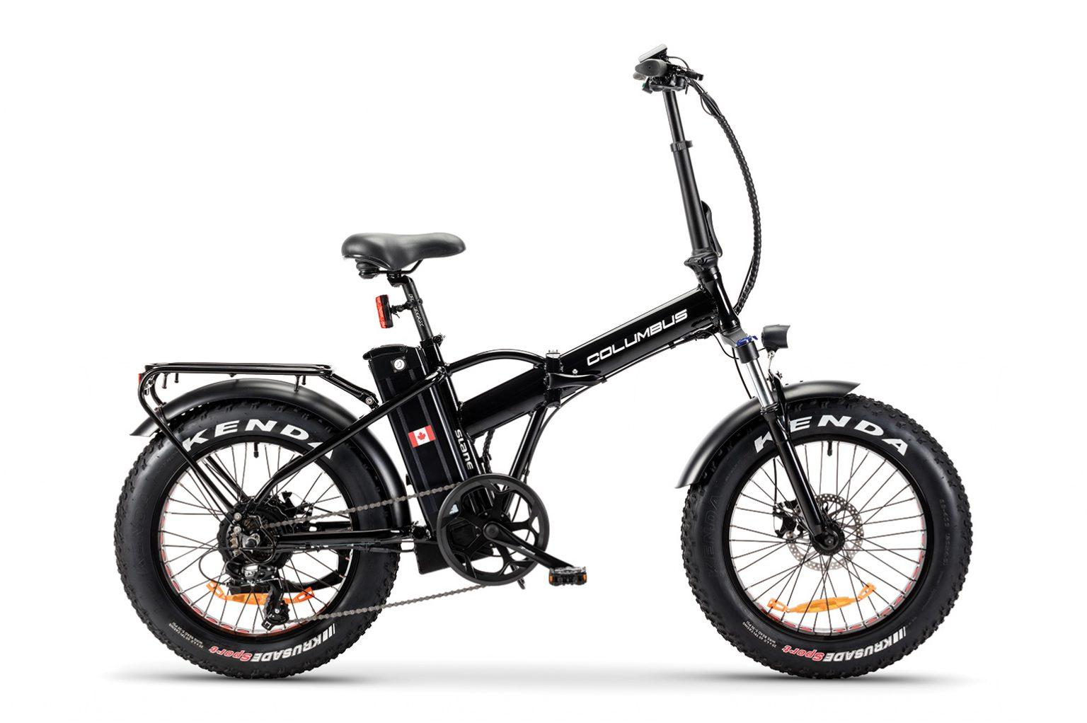 The Slane Columbus E-Bike