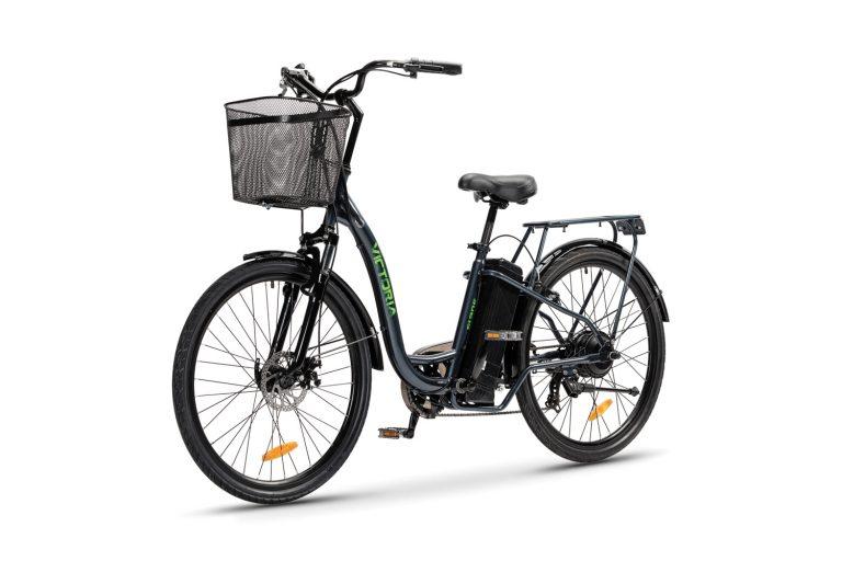 The Slane Victoria E_Bike Grey