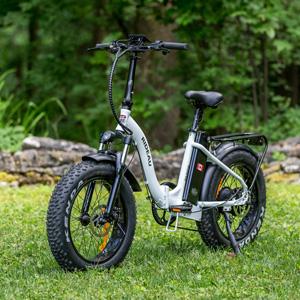 The Slane Rideau White E-Bike