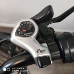 The Slane Victoria Shimano gear shifter