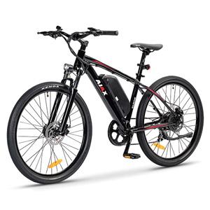 Slane Ajax Mountain E-Bike Black