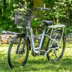 The Slane Victoria E-Bike In White