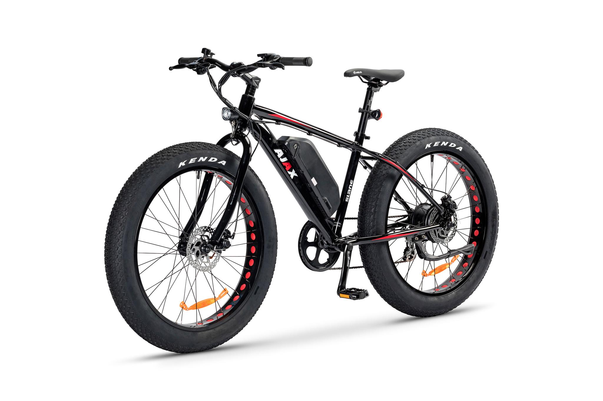 The Slane Ajax Fat Tire